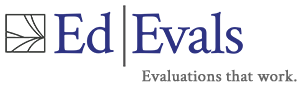 EdEvals - Evaluations that work